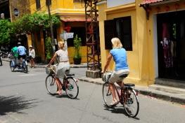 Hội An vào danh sách những nơi tuyệt nhất đi chu du bằng xe đạp